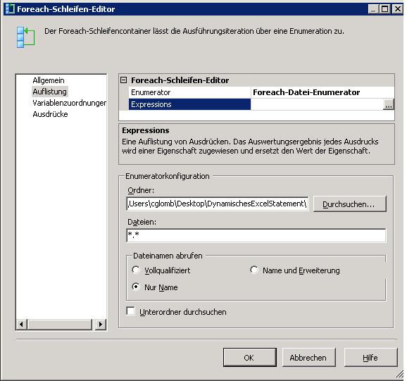 Dynamische Excel Abfragen mit wechselnden Zellbezügen   ixto