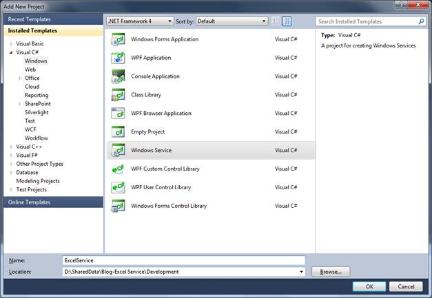 net excel interop als windows service benutzen ixto gmbh